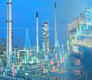 Single Stock Hedging For Impact of Oil Prices on the Economy